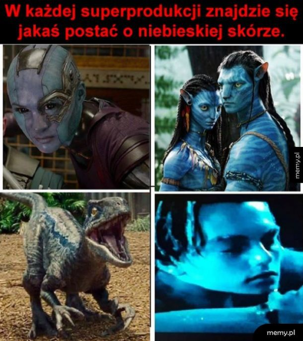 Niebiescy superbohaterowie
