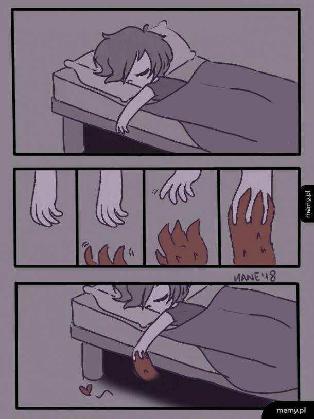 Potwór spod łóżka