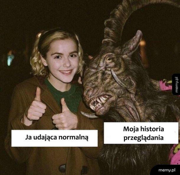 Jestem normalna