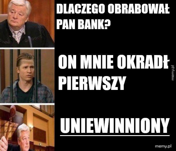 Banki takie są