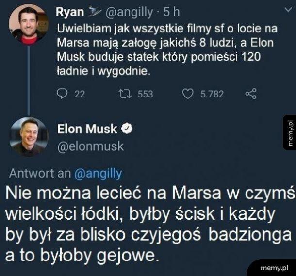 Elon dobry ziomek