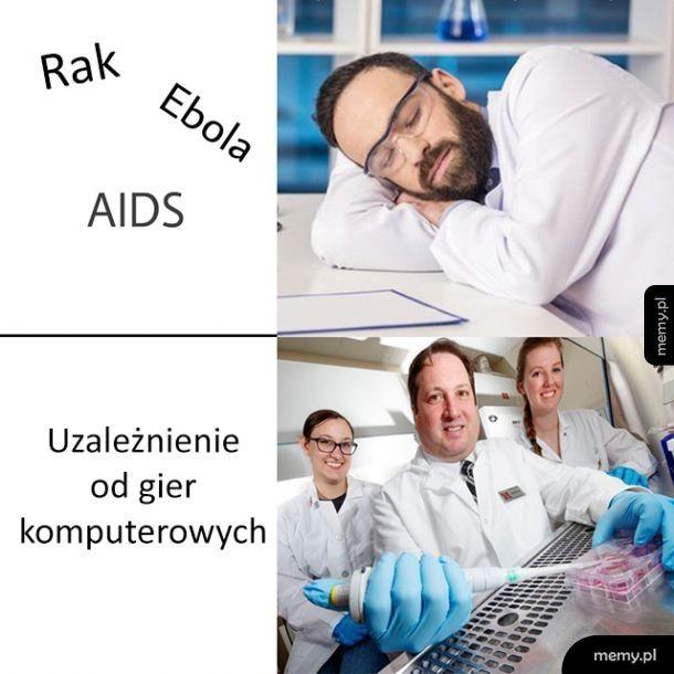 To jest priorytet naukowców