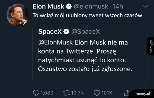 Elon Musk to śmieszek