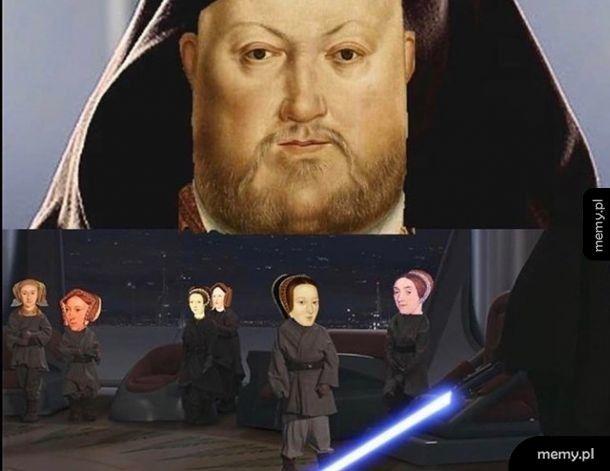 Królu Henryku, co zrobimy?