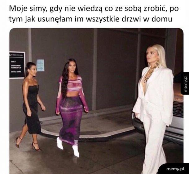 Zagubione Simy