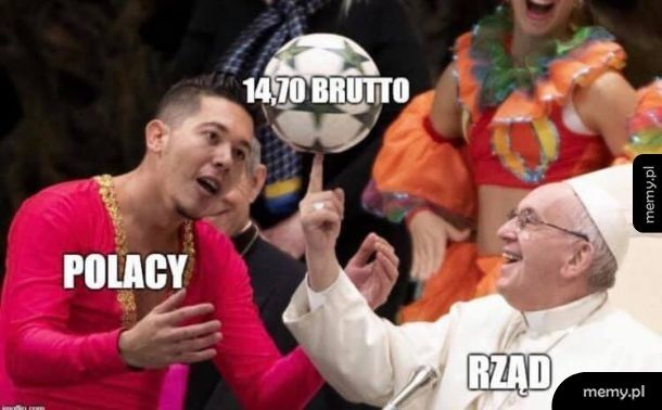 Polacy vs rząd