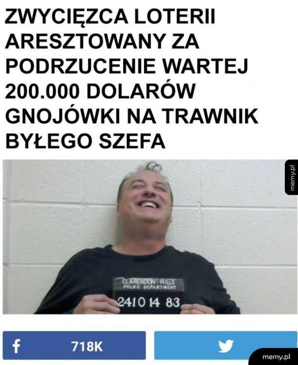 Aresztowany