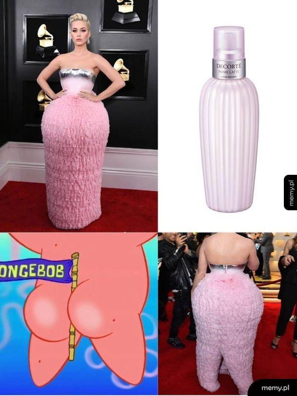 Sukienka Katy Perry