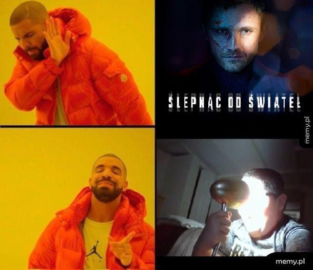 Ślepnąc od świateł