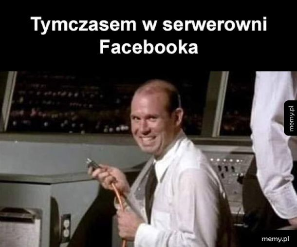 Psucie Facebooka