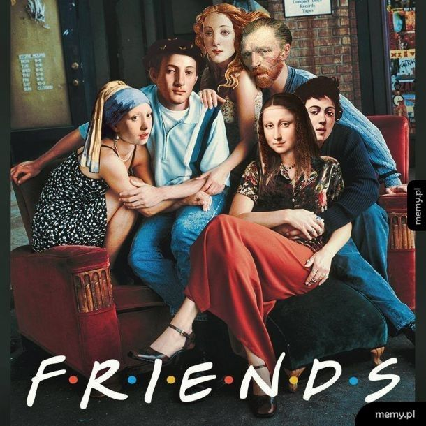 Przyjaciele