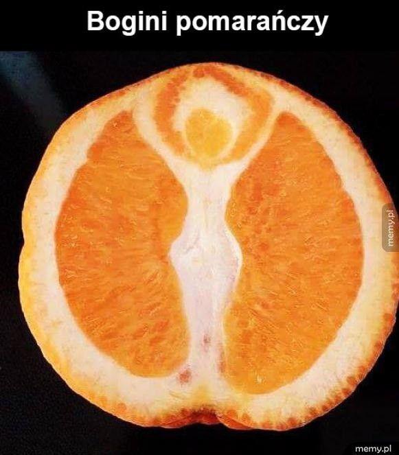 Bogini pomarańczy