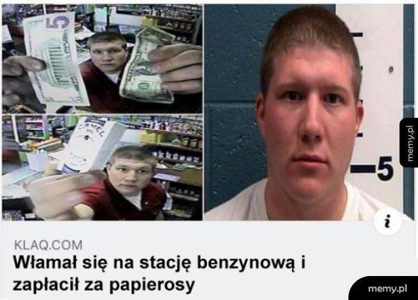 Straszna zbrodnia