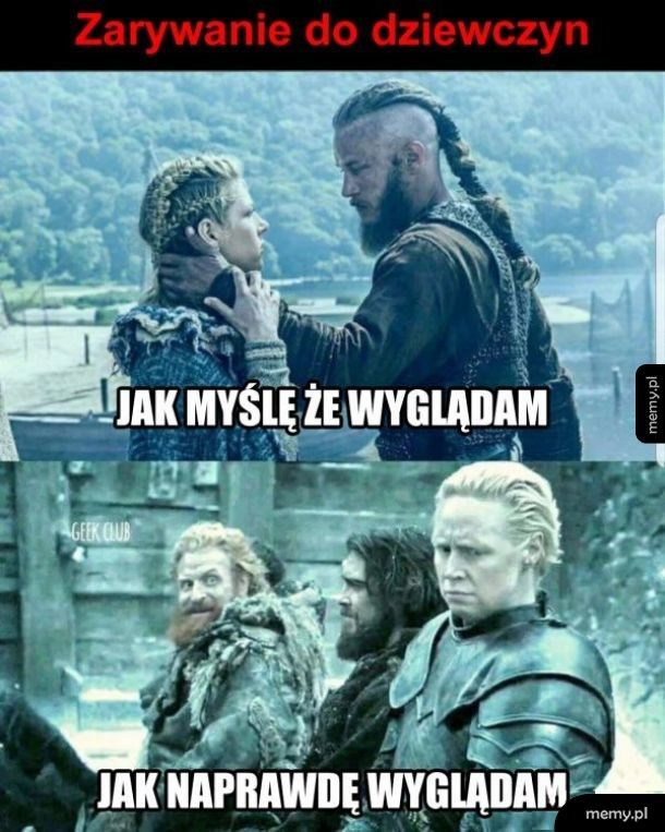 Wikingowie vs GoT