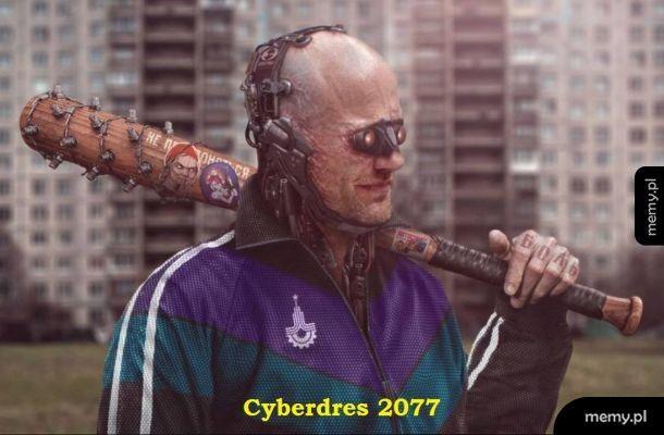 Cyberpunk Rosja