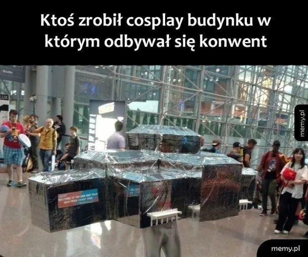 Mistrz cosplayu nie ist-