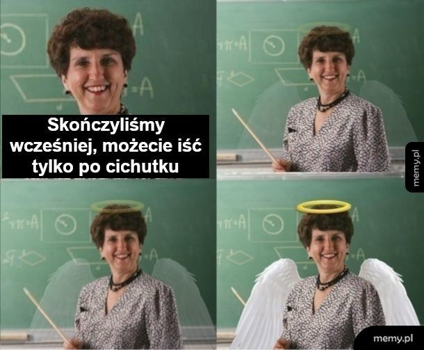 Nauczycielka roku