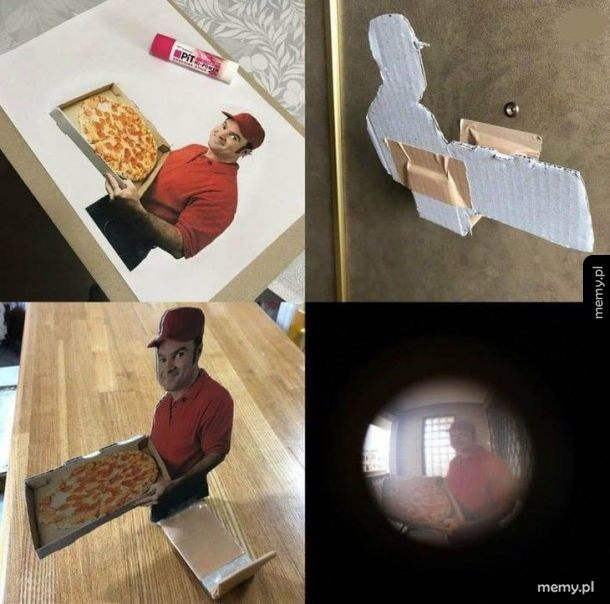 Wreszcie pizza