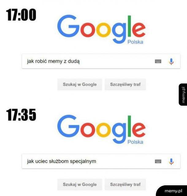 Memy z Dudą