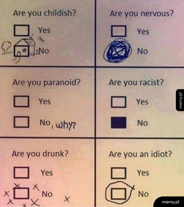 Tak i nie