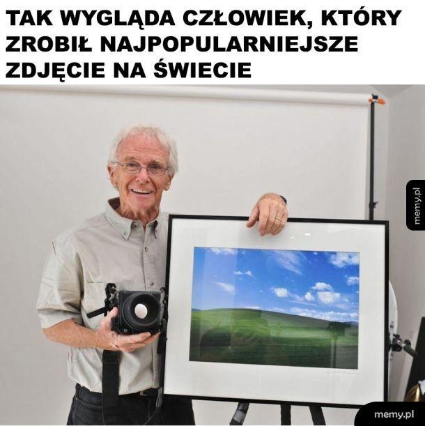 Legendarne zdjęcie