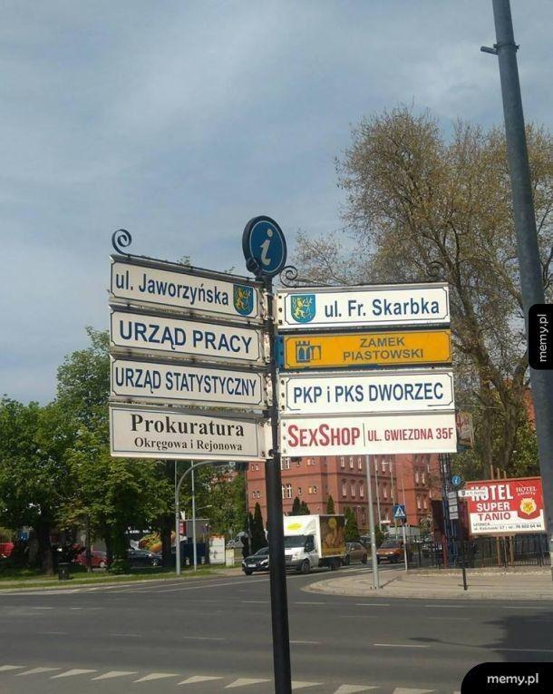 Legnica to miejsce ważnych instytucji.