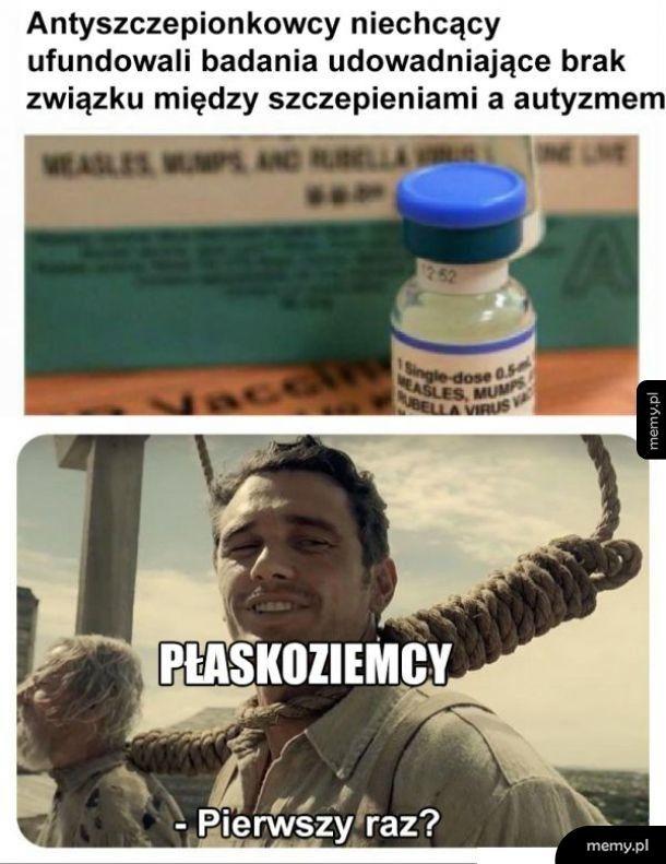 Typowi antyszczepionkowcy
