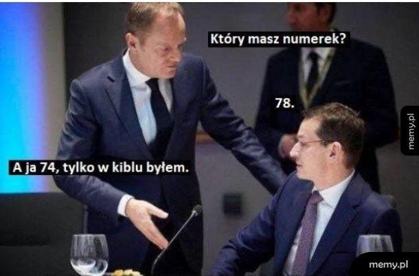 Numerek w kolejce