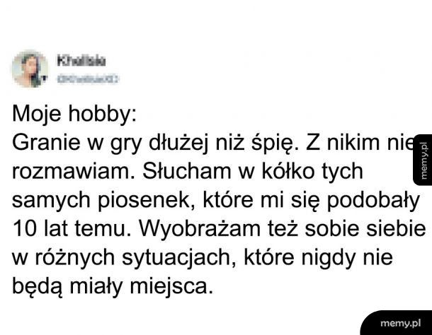 Fajne hobby