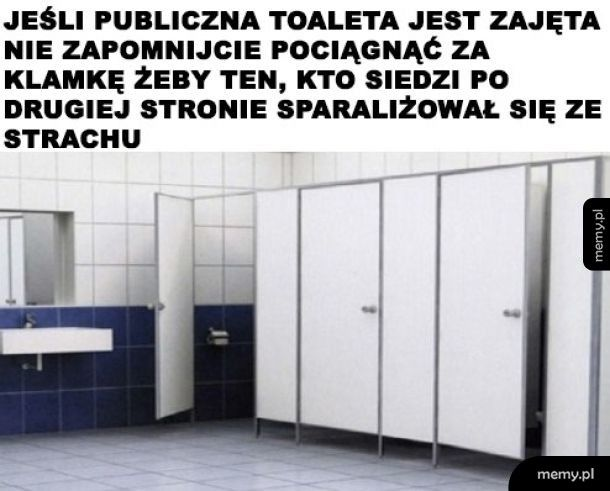 Publiczne toalety