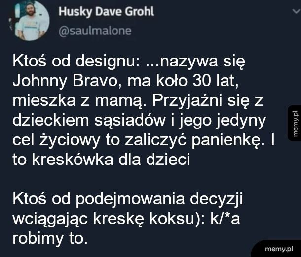 Geneza Johnnyego