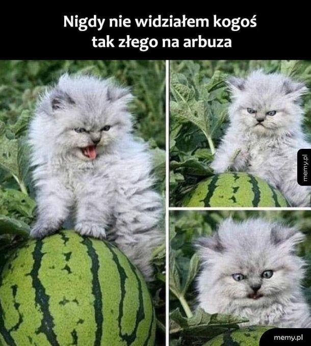 Zły arbuz