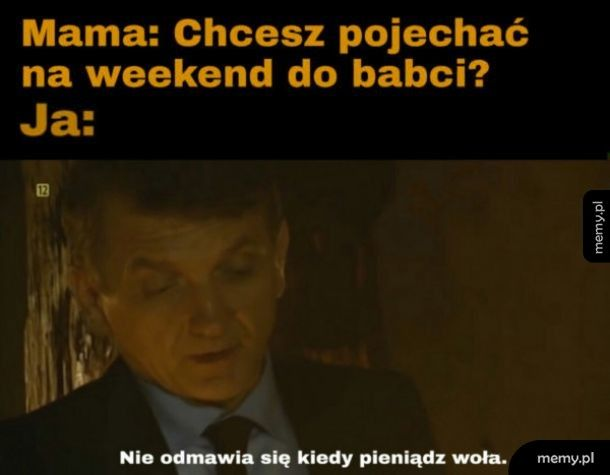 Weekend u babci