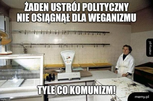Komunizm vs weganizm