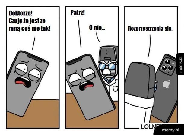 Wezwać doktora!