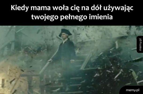Kiedy mama woła