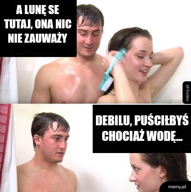 Wspólny prysznic