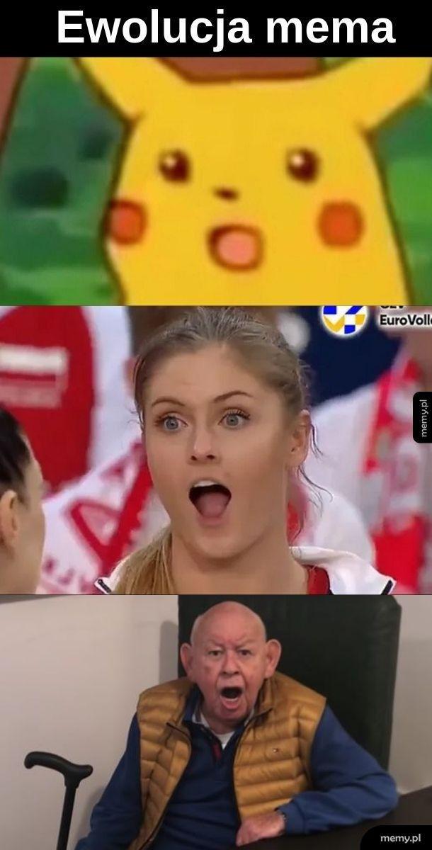 Ewolucja mema