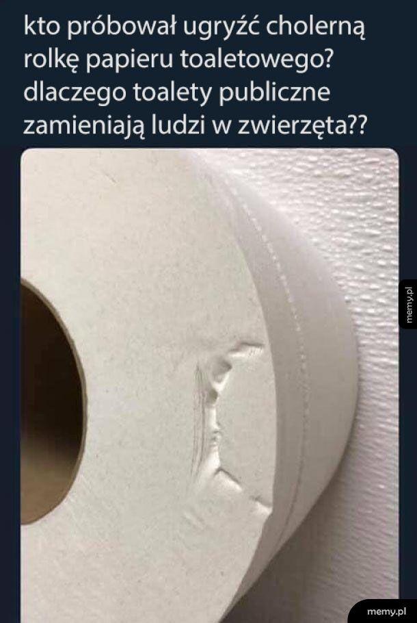 Toalety publiczne