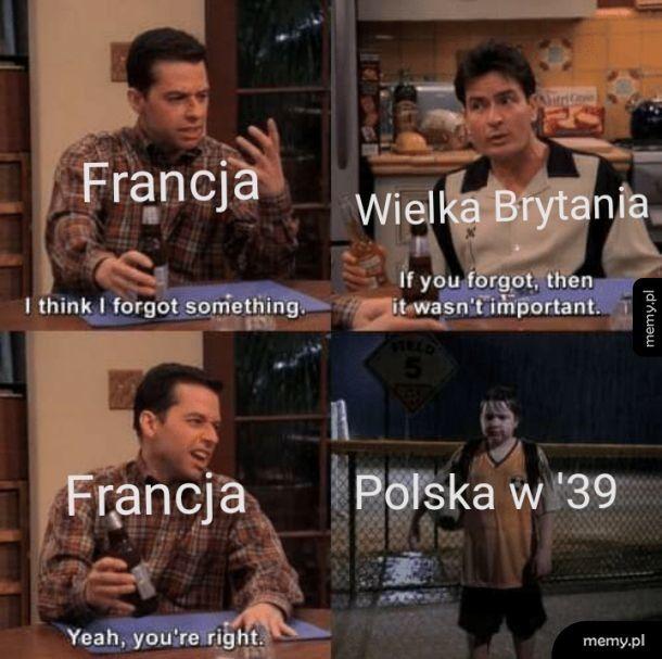 Polska w 39