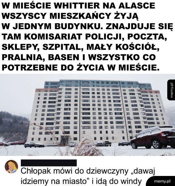 Miasto w bloku