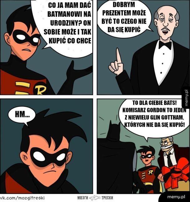 Urodziny Batmana