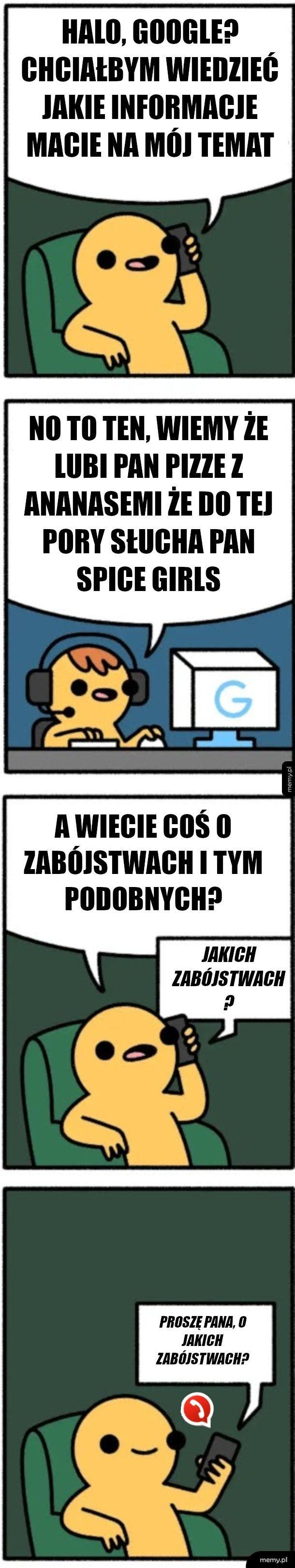 Baza wiedzy Google