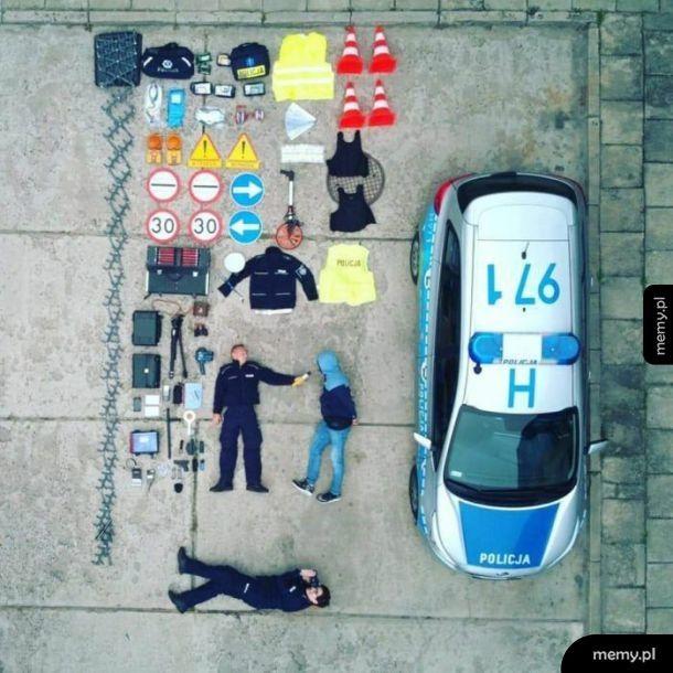 Mazowiecka policja