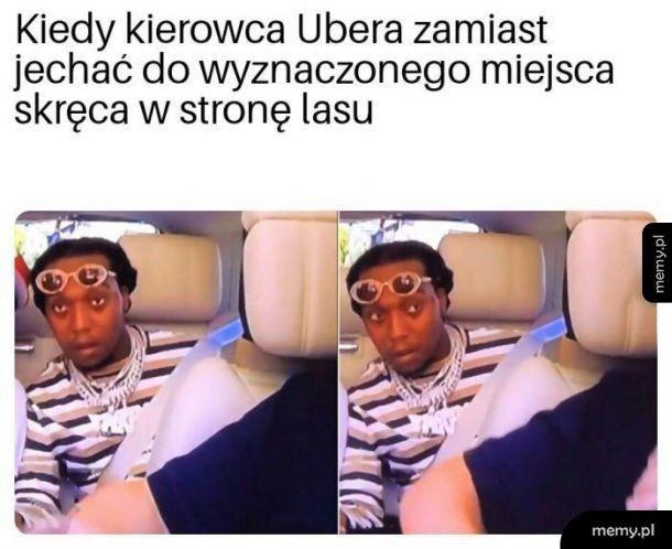 Kierowca Ubera