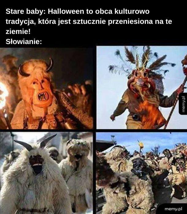 Słowiańskie Halloween