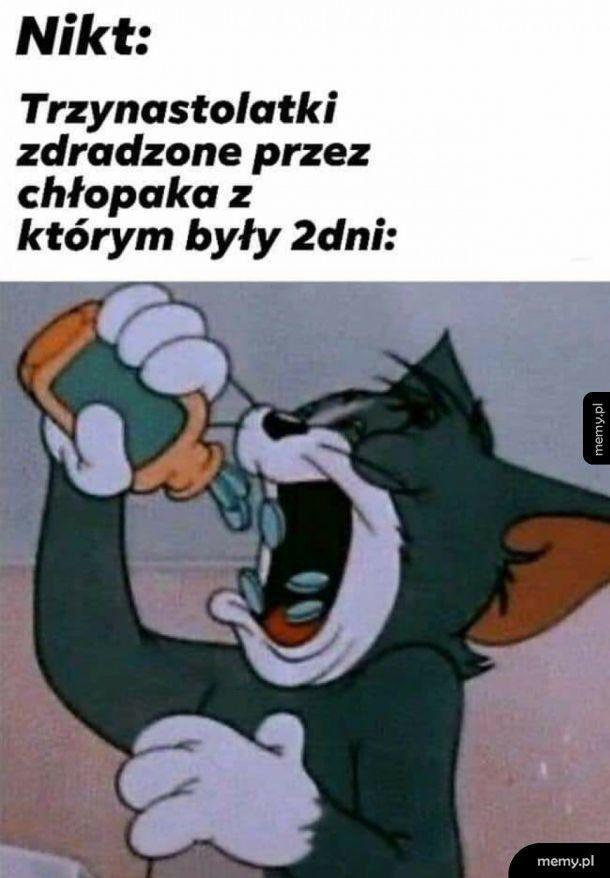 Smutne życie