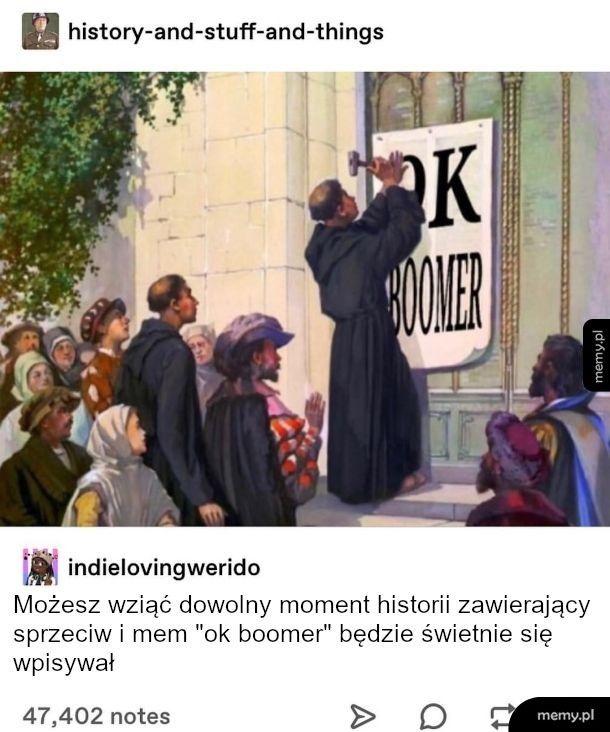 Na drzwiach kościoła