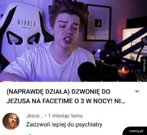 Potrzebny psychiatra