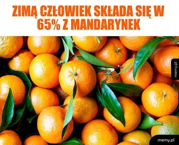 Ty też kochasz mandarynki
